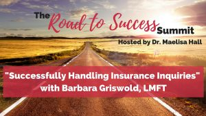 Road to Success Video Thumbnail - Barbara Griswold